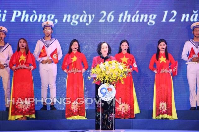 Phát động 90 ngày thi đua cao điểm chào mừng Đại hội Đảng toàn quốc - 2