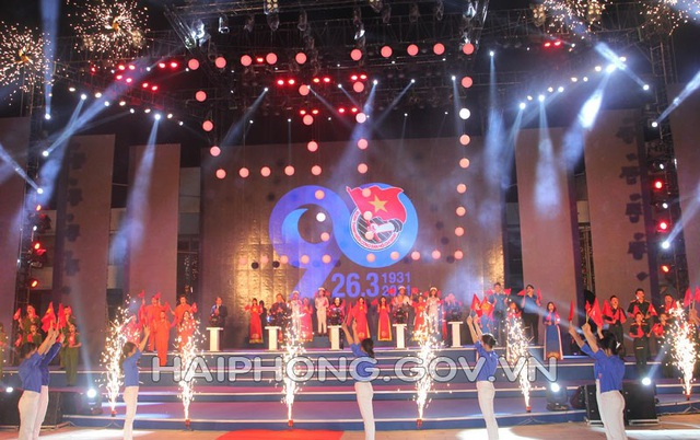 Phát động 90 ngày thi đua cao điểm chào mừng Đại hội Đảng toàn quốc - 1