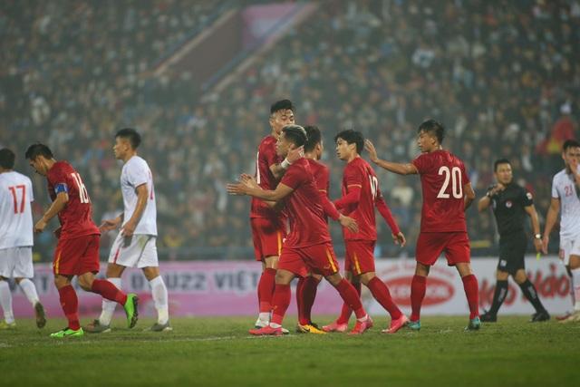 Quang Hải: Các tân binh đang hòa nhập tốt với đội tuyển - 3