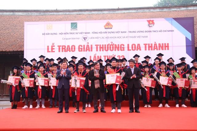 2 đồ án kiến trúc cùng giành giải nhất giải thưởng Loa Thành lần thứ 32 - 1