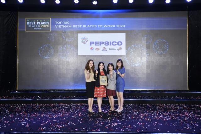 Top 10 nơi làm việc tốt nhất Việt Nam 2020 gọi tên PepsiCo Foods Việt Nam - 1