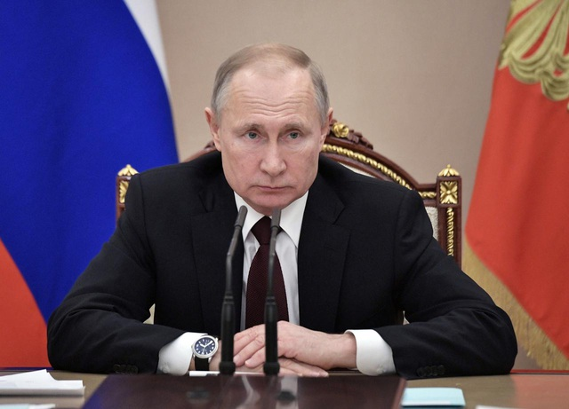 Tổng thống Putin quyết định sẽ tiêm vắc xin Covid-19 - 1