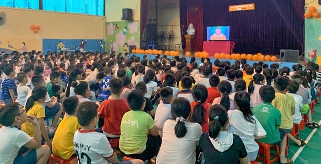 TCL kết thúc hành trình trao tặng 100 chiếc tivi đầy ý nghĩa với Rạp Phim Trường Em 2020 - 5