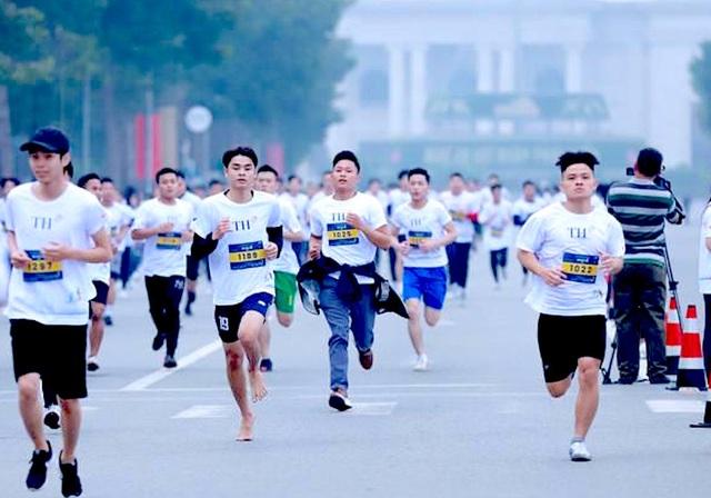 Hơn 3.500 học sinh, sinh viên Nghệ An tham gia giải chạy S-Race 2020 - 2