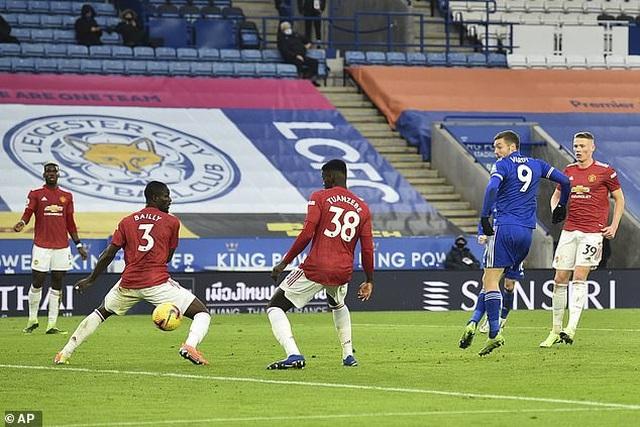 Bruno Fernandes nói điều an ủi sau khi bị Leicester cầm hòa đáng tiếc - 2