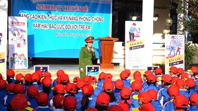 Nâng cao kỹ năng phòng chống bạo lực, xâm hại cho 4.000 trẻ em - 2