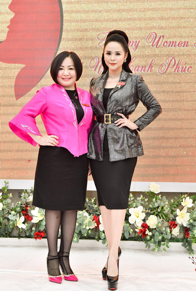 Bà trùm Trang Lê và Bùi Thanh Hương trên ghế nóng tọa đàm phụ nữ hiện đại - 4