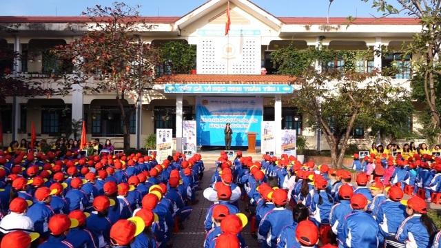 Nâng cao kỹ năng phòng chống bạo lực, xâm hại cho 4.000 trẻ em - 1
