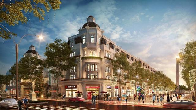 Shophouse mặt tiền đại lộ - Tiềm năng đầu tư sinh lời của TNR Stars Thái Hòa - 1