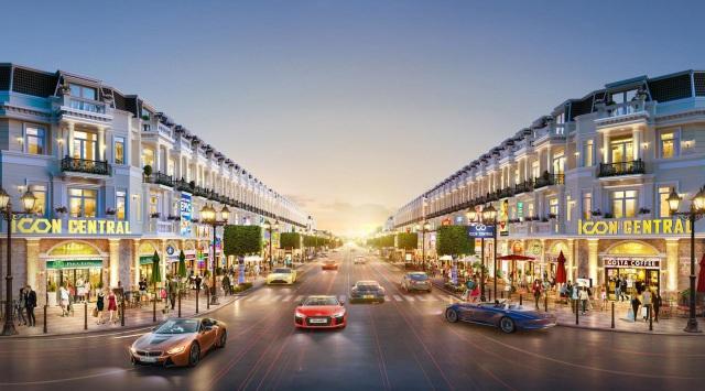 Shophouse mặt tiền đại lộ - Tiềm năng đầu tư sinh lời của TNR Stars Thái Hòa - 2