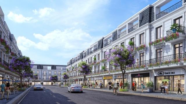 Shophouse mặt tiền đại lộ - Tiềm năng đầu tư sinh lời của TNR Stars Thái Hòa - 3