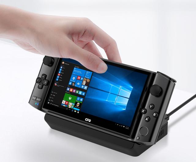 Độc đáo máy tính chạy Windows 10 với thiết kế nhỏ gọn giống smartphone - 3