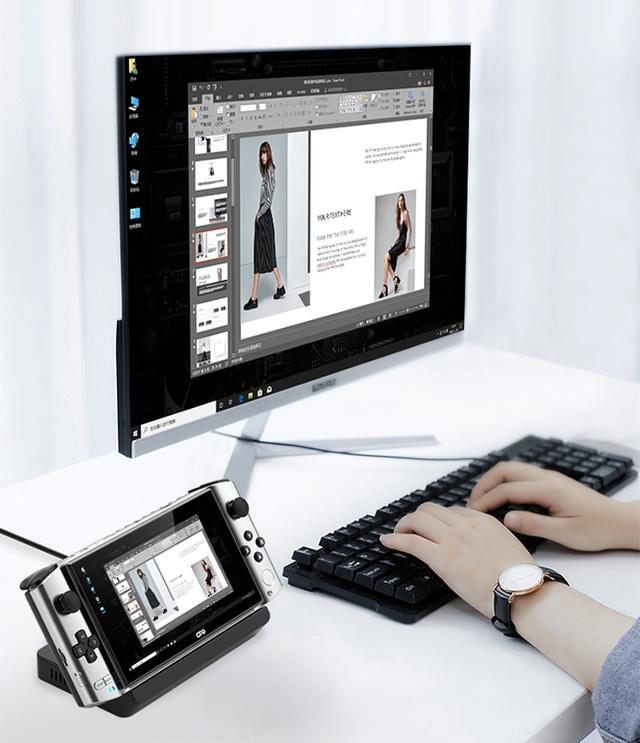 Độc đáo máy tính chạy Windows 10 với thiết kế nhỏ gọn giống smartphone - 5