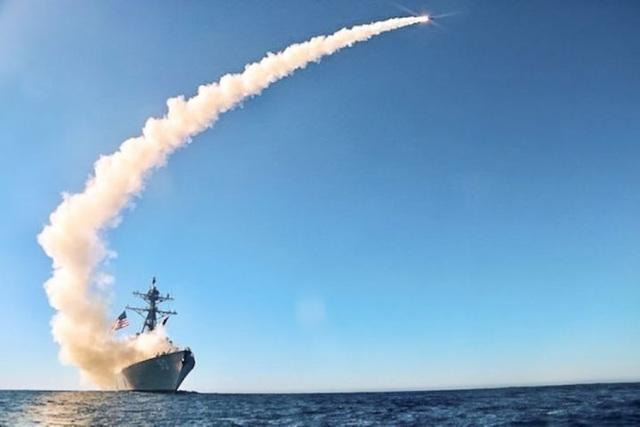 Hải quân Mỹ bắt đầu đưa vào trang bị tên lửa hành trình Tomahawk thế hệ mới - 1