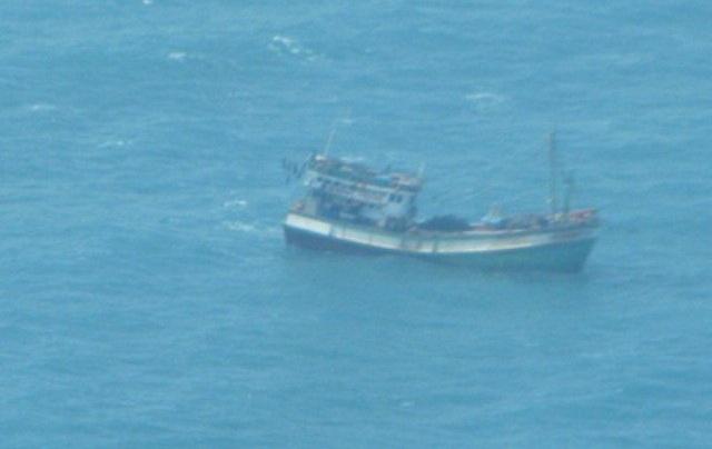 Phát hiện nhiều người nhập cảnh trái phép bằng đường biển - 1
