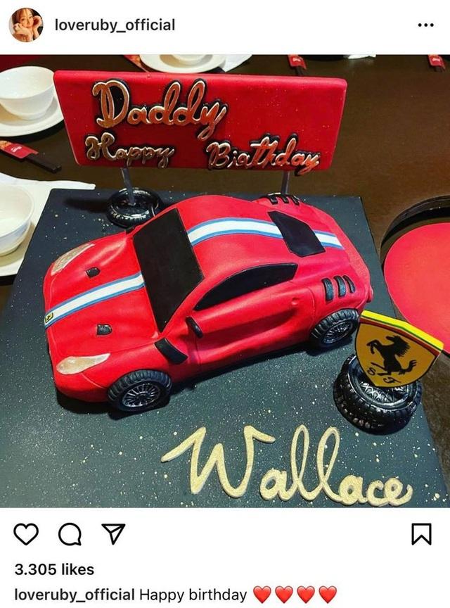 Lâm Tâm Như tặng quà sinh nhật đặc biệt cho ông xã - 1