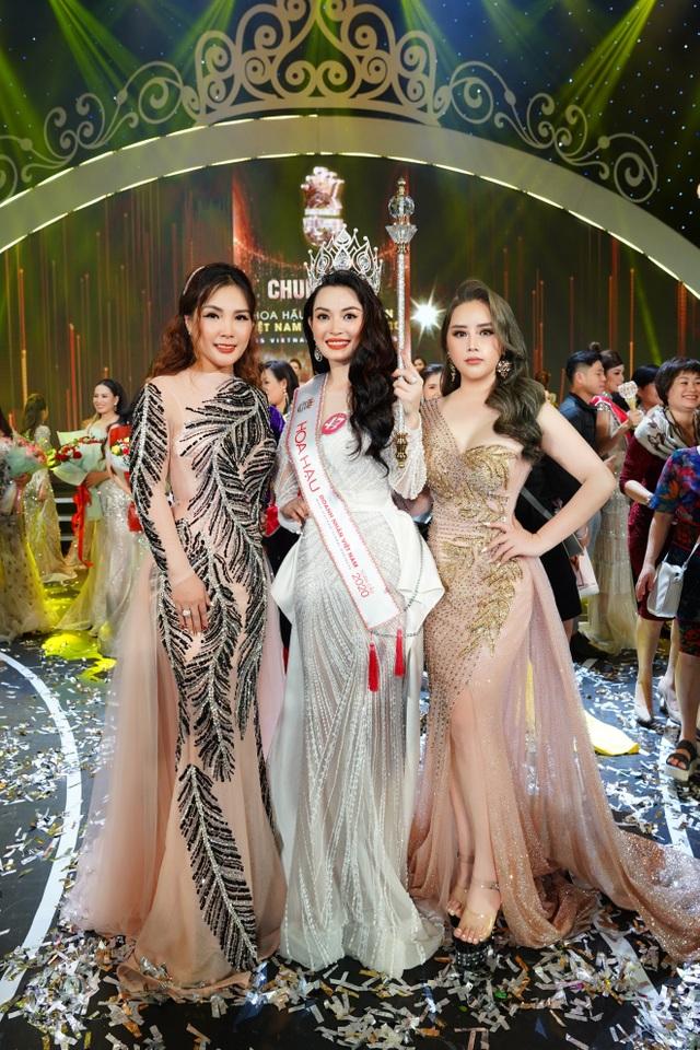 Hoa hậu Hoàng Thị Thảo Nguyên khoe sắc tại CK Hoa hậu Doanh nhân Việt Nam Toàn cầu 2020 - 5