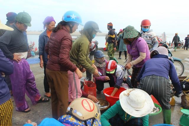 Hà Tĩnh: Mùa cá cháo bãi ngang những ngày cuối năm 2020 - 8