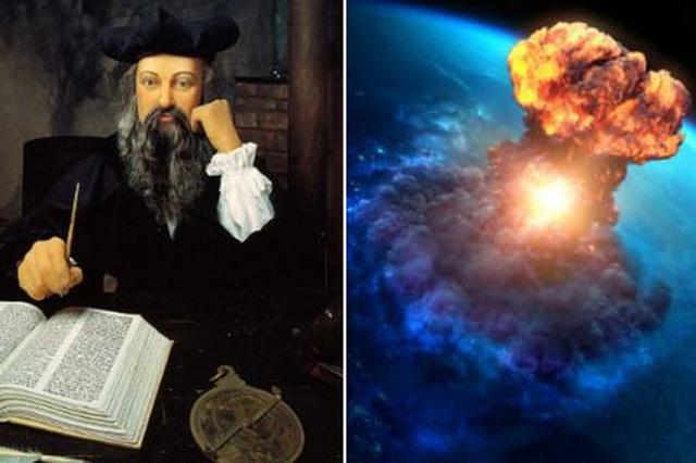 Năm 2021-Tiên đoán lạnh người của nhà tiên tri lừng danh Nostradamus - 1