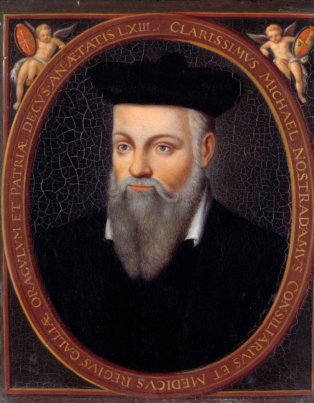 Năm 2021-Tiên đoán lạnh người của nhà tiên tri lừng danh Nostradamus - 2