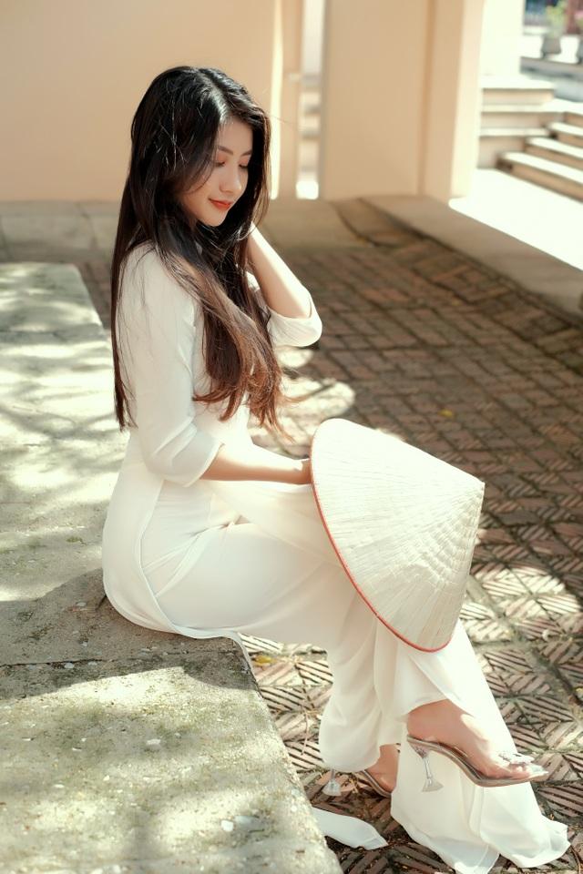 Nét duyên thầm gieo thương nhớ của thiếu nữ Ninh Bình trong tà áo dài - 11