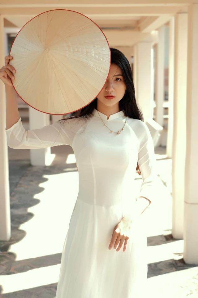 Nét duyên thầm gieo thương nhớ của thiếu nữ Ninh Bình trong tà áo dài - 17