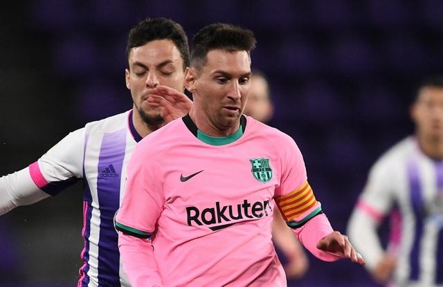 Messi nghỉ lễ tại Argentina, lỡ hẹn trận cuối cùng năm 2020 của Barcelona - 2