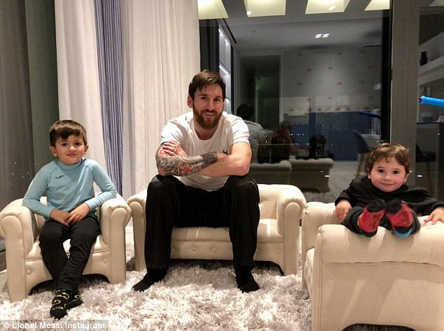 Messi nghỉ lễ tại Argentina, lỡ hẹn trận cuối cùng năm 2020 của Barcelona - 3