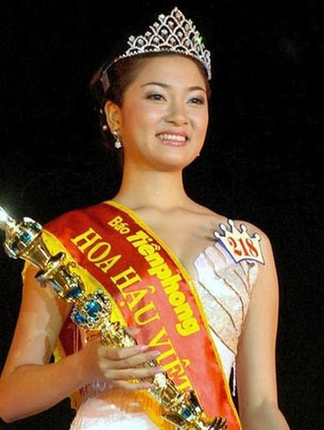 Hoa hậu Nguyễn Thị Huyền tiết lộ sự cố đóng cảnh nóng năm 18 tuổi - 6