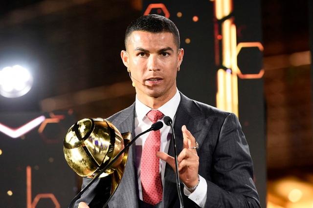 C.Ronaldo: Tôi nhớ những tiếng la ó, chửi rủa làm sao! - 1