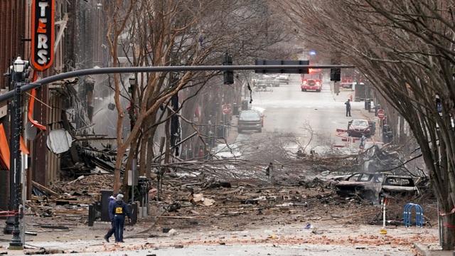 Nghi phạm thực hiện vụ đánh bom liều chết vì lo ngại về mạng 5G - 1