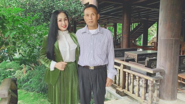 Sao Mai Khánh Ly làm album nhạc dân gian tặng bố - 3