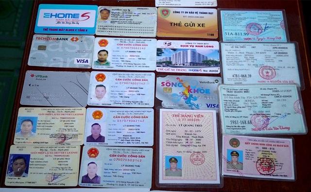 An Giang tạm giữ đối tượng giả danh cán bộ Bộ Công an  - 2
