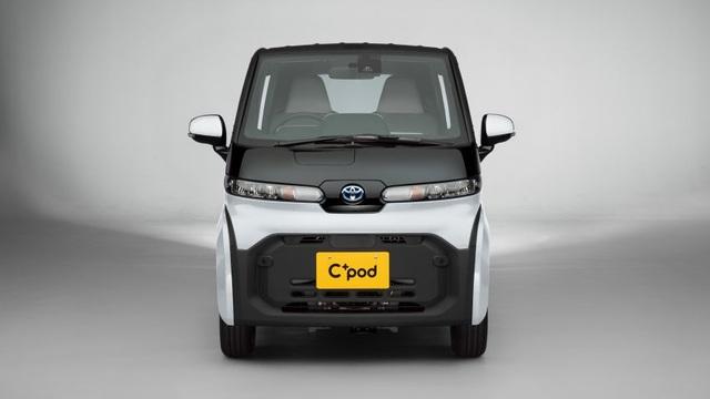 Toyota C+pod gây ấn tượng vì sự tiện dụng, nhỏ gọn - 2