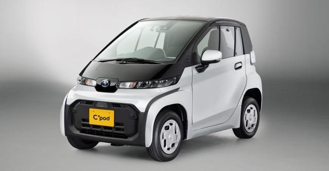 Toyota C+pod gây ấn tượng vì sự tiện dụng, nhỏ gọn - 1