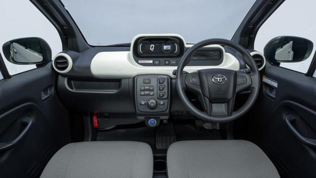 Toyota C+pod gây ấn tượng vì sự tiện dụng, nhỏ gọn - 9