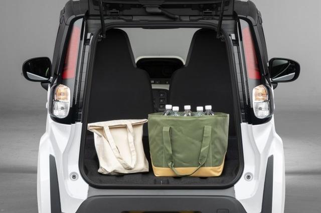 Toyota C+pod gây ấn tượng vì sự tiện dụng, nhỏ gọn - 12
