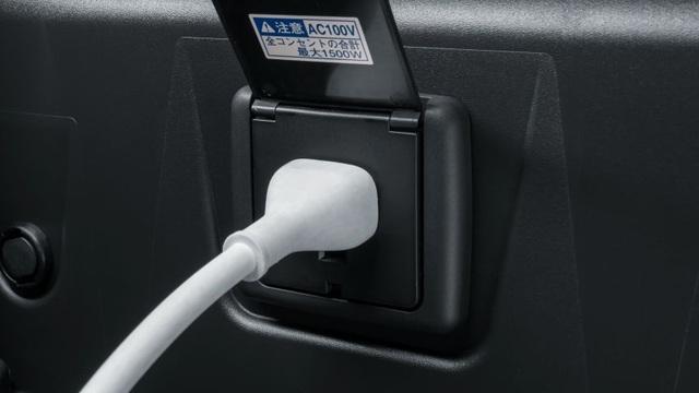 Toyota C+pod gây ấn tượng vì sự tiện dụng, nhỏ gọn - 7