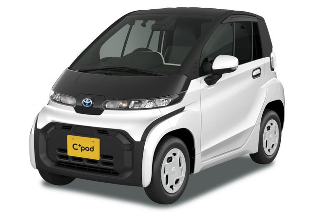Toyota C+pod gây ấn tượng vì sự tiện dụng, nhỏ gọn - 3