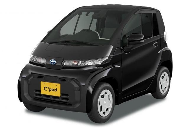 Toyota C+pod gây ấn tượng vì sự tiện dụng, nhỏ gọn - 16