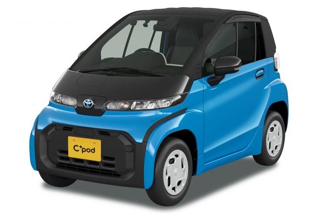 Toyota C+pod gây ấn tượng vì sự tiện dụng, nhỏ gọn - 17