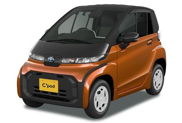 Toyota C+pod gây ấn tượng vì sự tiện dụng, nhỏ gọn - 13
