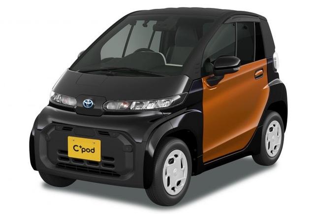 Toyota C+pod gây ấn tượng vì sự tiện dụng, nhỏ gọn - 14