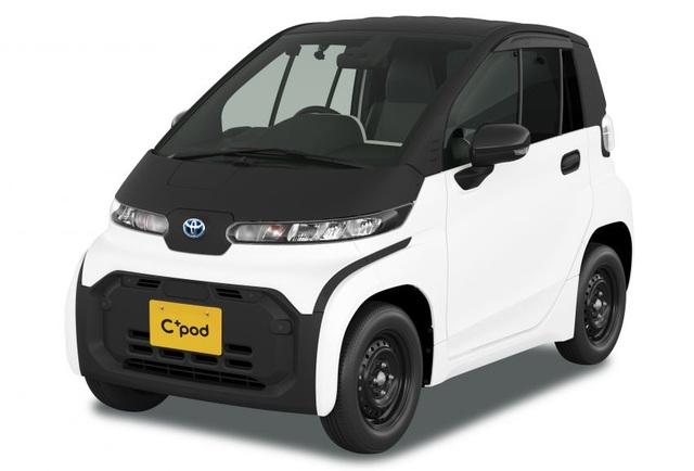 Toyota C+pod gây ấn tượng vì sự tiện dụng, nhỏ gọn - 18