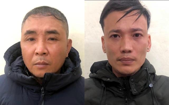 Hà Nội: Em rể rủ anh vợ đột nhập trường học, phá két sắt để trộm cắp - 1