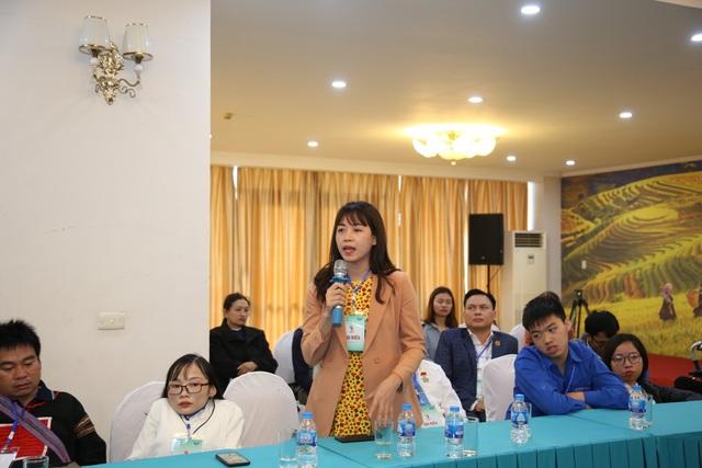 Thứ trưởng Bộ LĐ-TBXH: Người khuyết tật chỉ bất tiện chứ không bất hạnh - 2
