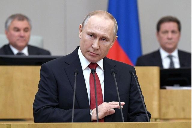Kremlin lên tiếng về danh sách 8 người có thể kế nhiệm ông Putin - 1