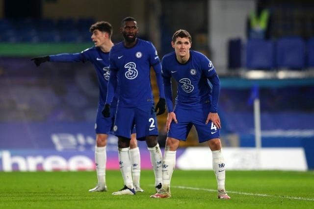 Chelsea chia điểm thất vọng trước Aston Villa - 1