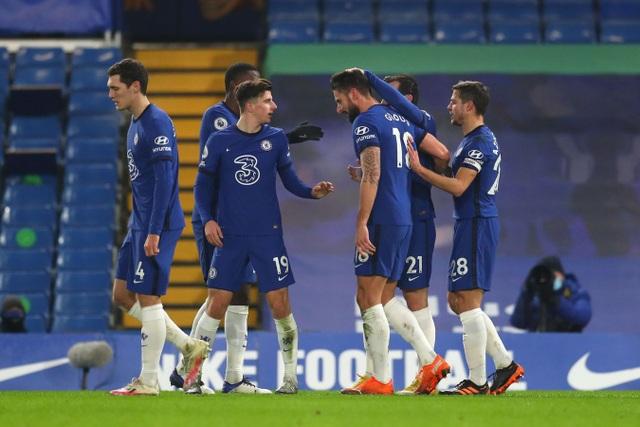 Chelsea chia điểm thất vọng trước Aston Villa - 2