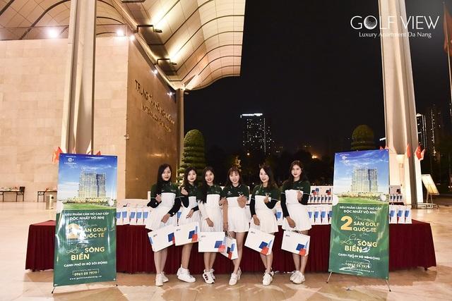 Golf View Luxury Apartment Danang ra mắt trước 3500 khán giả tại Trung tâm Hội nghị Quốc Gia - 2